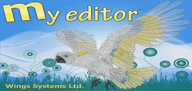 Free Embroidery Digitizing  My editor Software