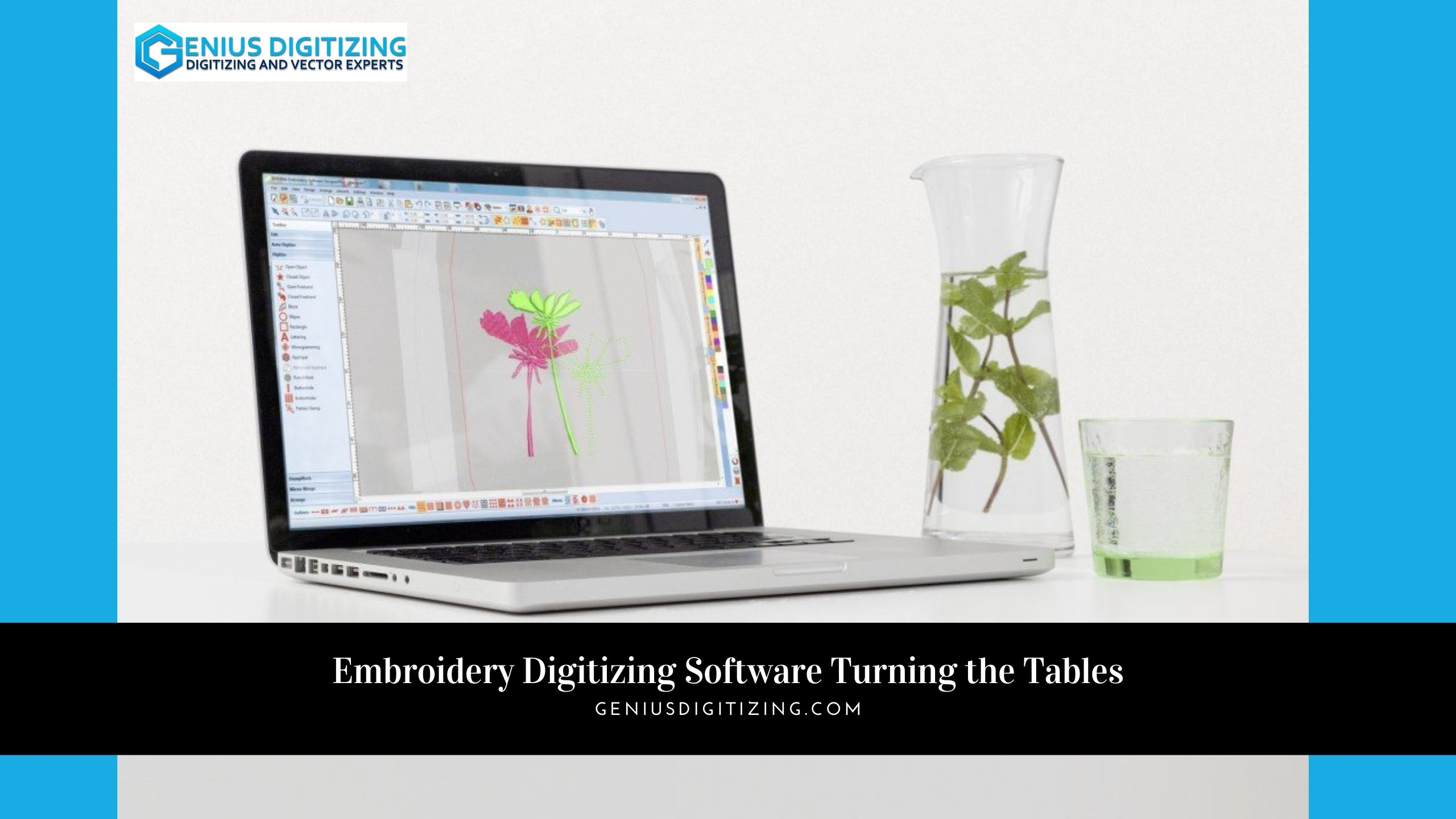 <div> <p> Embroidery Digitizing Software Turning the Tables</p> </div> <p> </p>
