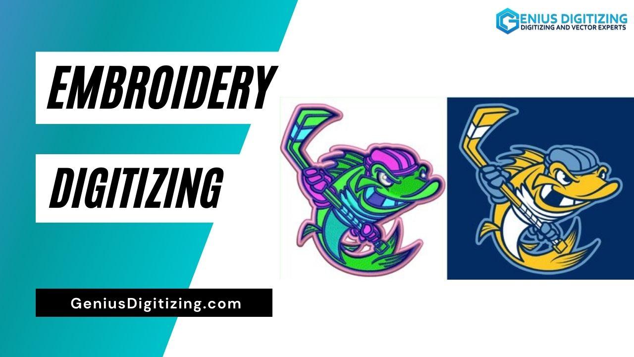 3 Key Benefits of Embroidery Digitizing