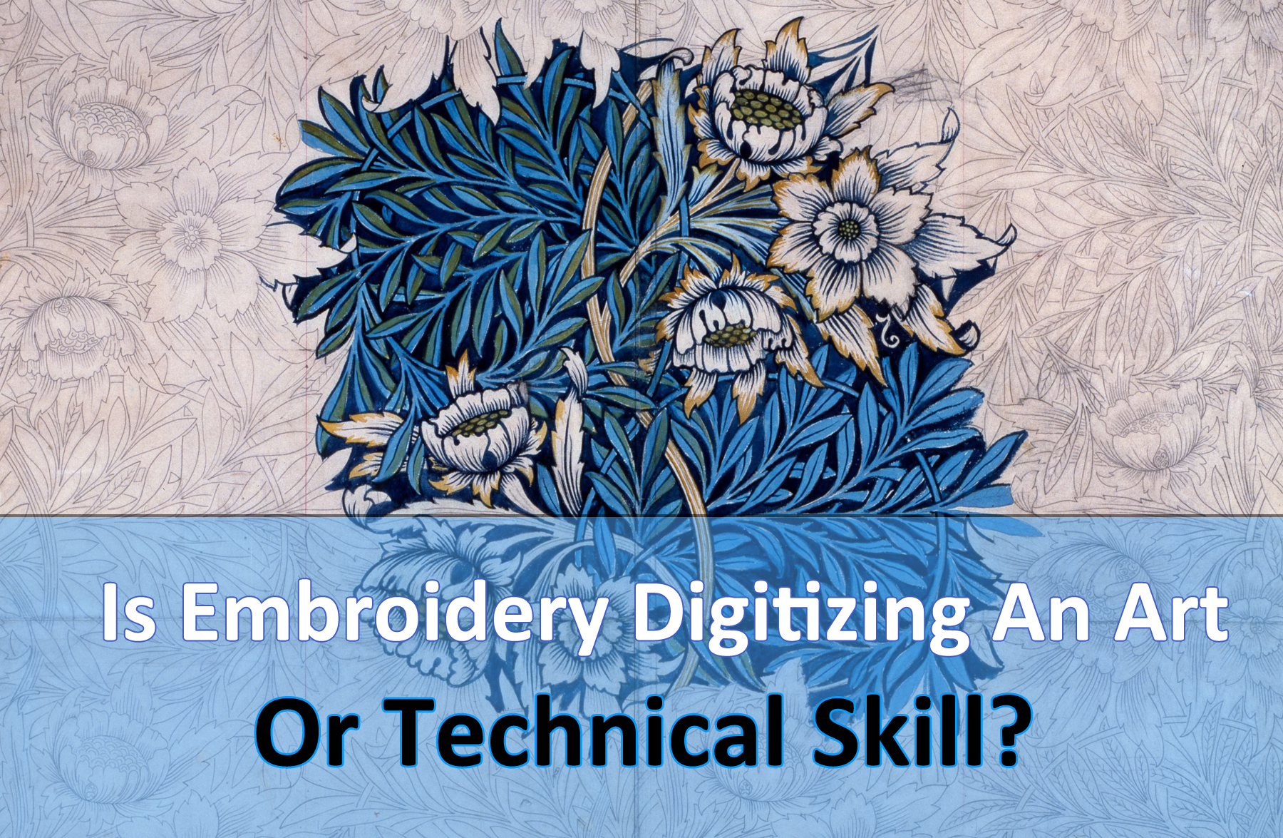 <p> Is Embroidery Digitizing An Art Or Technical Skill?</p>