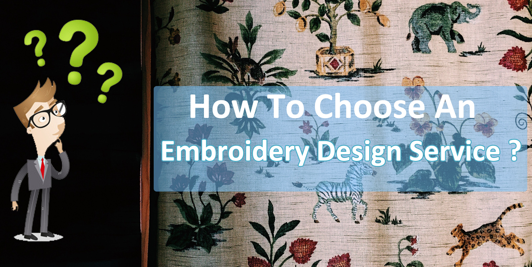 <p> How To Choose An Embroidery Design Service</p>
